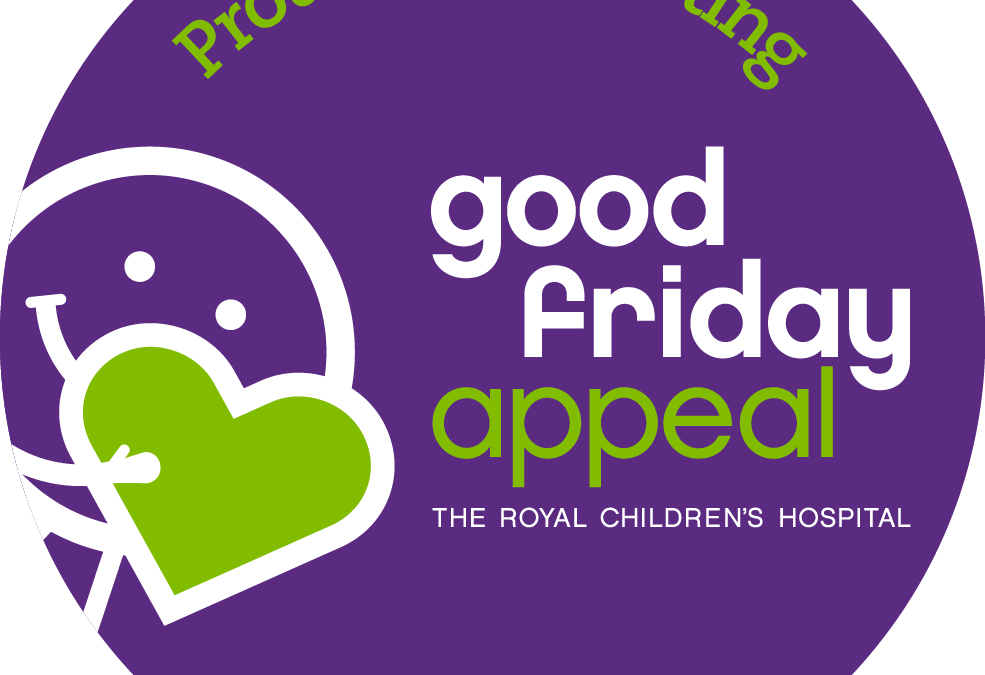 Royal Children's Hospital Good Friday Appeal